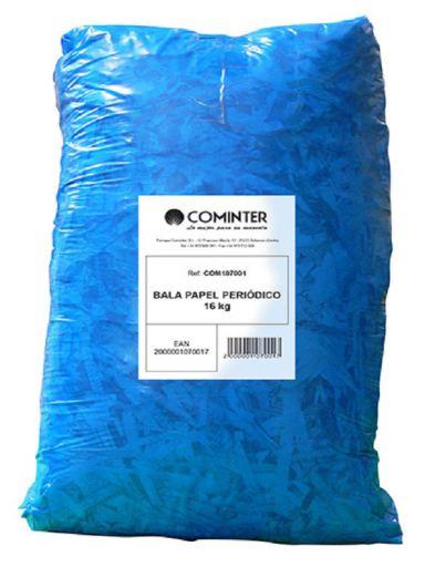 Balle Papier Journal 12-14kg 12 KG Cominter