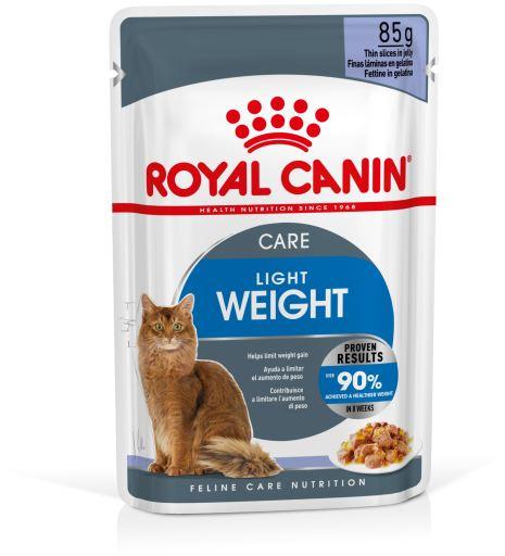 12x85 gr Royal Canin Ultra Light - Jelly 85 gr