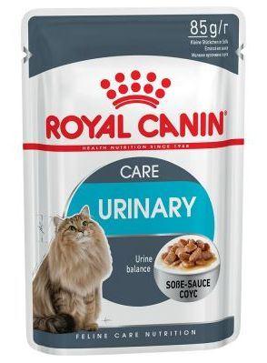 12x85 gr Royal Canin Urinary Care Gravy