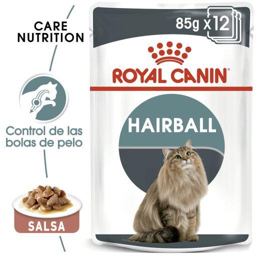 12x85 gr Royal Canin Salsa Soins hairball