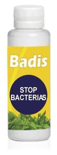Stop Bactéries 130 ml Badis