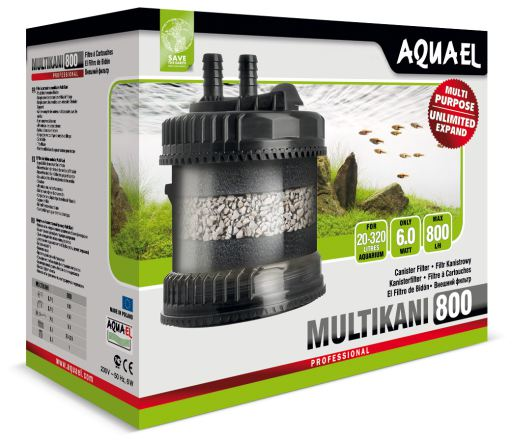 Exterior Filter Multikani-800