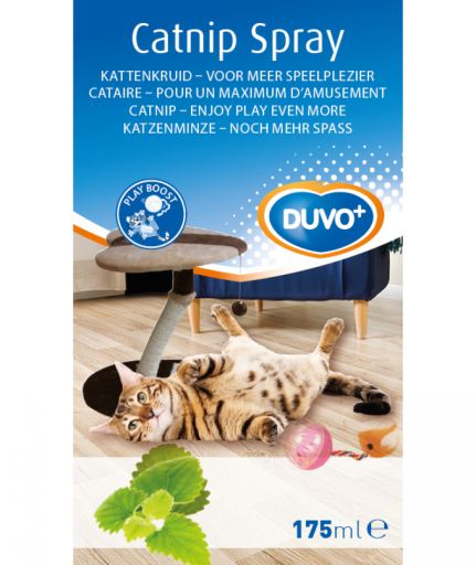 Catnip Spray 175 ml Duvo+