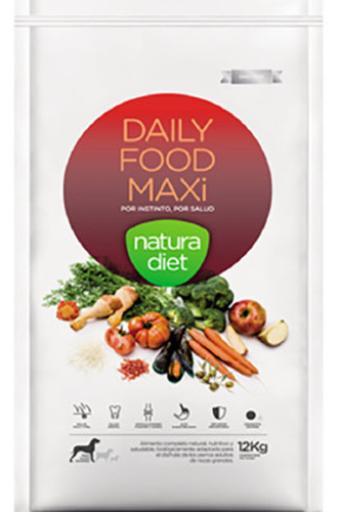 Natura Diet Daily Food Maxi 1s. 12 KG Natura Diet
