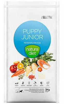 Natura Diet Puppy Junior 500 Grs. 500 GR Natura Diet