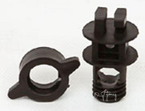 Shepherd - Isolateur ajustable Z-4 (Sac de 10 pièces) Gómez