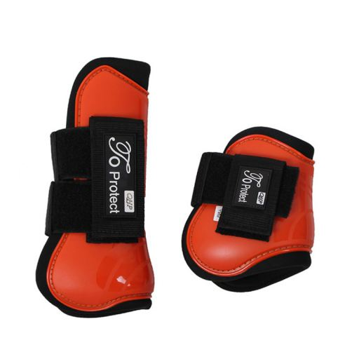 qhp-set-protecteurs-tendonluxury-orange-poney