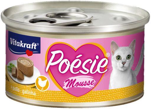 Mousse di Pollo Poésie