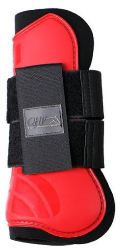 Tendon Protector Bright Red Shet QHP