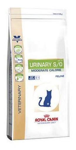 Tourteau Urinary Moderate Calorie 1.5 Kg Royal Canin