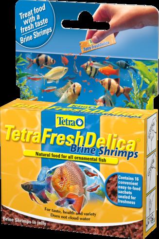 sel frais Delica -Artemia 48 GR Tetra