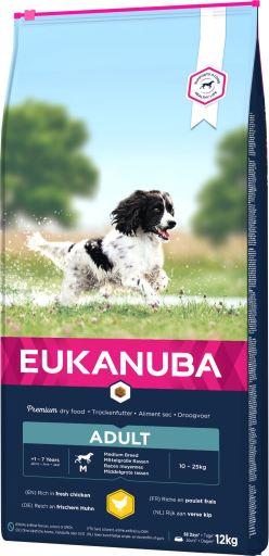 Adult Maintenance Medium Breed 15 Kg Eukanuba