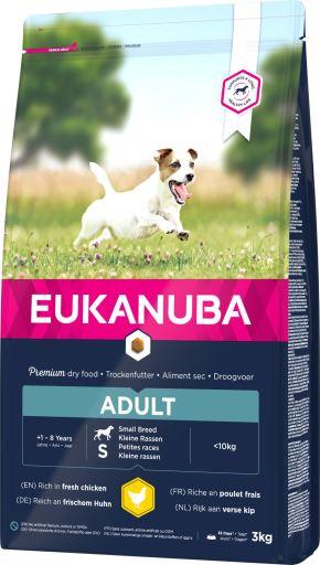 Adult Maintenance Petites Races 15 Kg Eukanuba