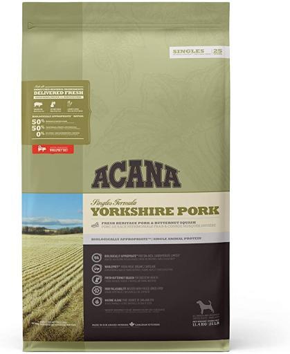 Yorkshire Pork 11.4 Kg Acana