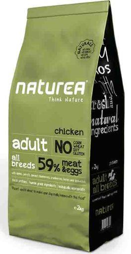 Naturals Adult Poulet 12 KG Naturea
