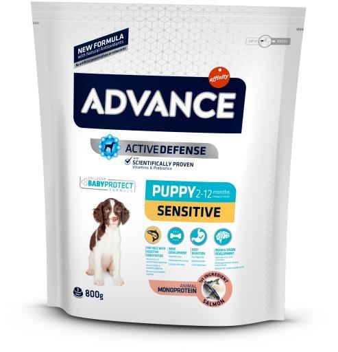 Puppy Sensitive 0.8 Kg Advance