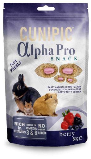 Alpha Pro Snack Frutti Della Foresta