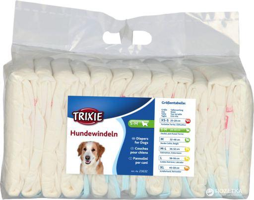 Couches pour Femelles Ultra Absorbantes M-L Trixie