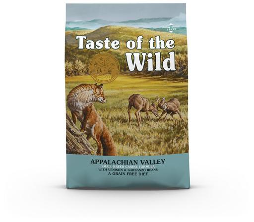 Appalachian Valley Venison & Chick Pea Meal pour Petits Chiens 12.2