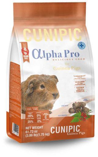 Alpha Pro Guinea Pig