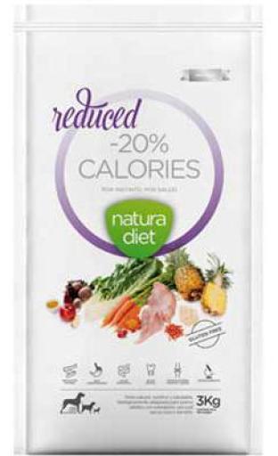 Natura Diet Reduced -20% Calories 3 Kg Natura Diet