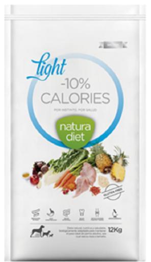 Natura Diet Light -10% Calories 3 Kg Natura Diet