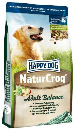 Naturcroq Balance 15 Kg Happy Dog