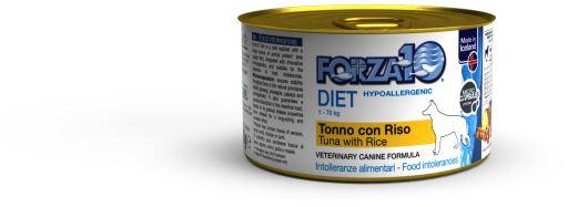 Aliment Diététique Supplémentaire pour Chiens Pâté Diet Thon et Riz