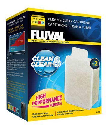 Cartouche U Clean & Clear 2 Unités