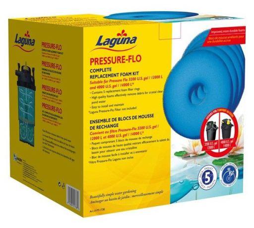 Éponges pour Pressure Flo Laguna 195 GR Hagen