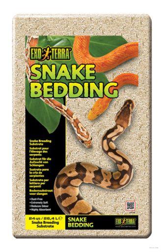 Substrat Schlangenbettwäsche 24,4 L