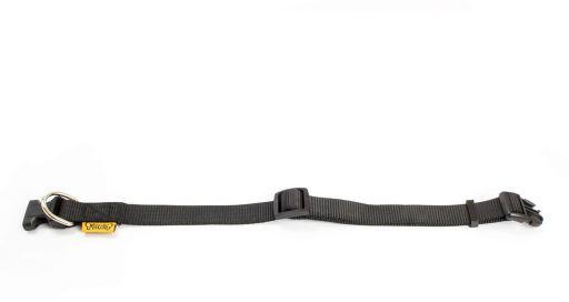 Nylon Black Collar