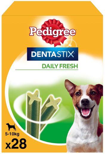 Dentastix Fresh Snack Dental Higiene Oral y Aliento de Perros Pequeños