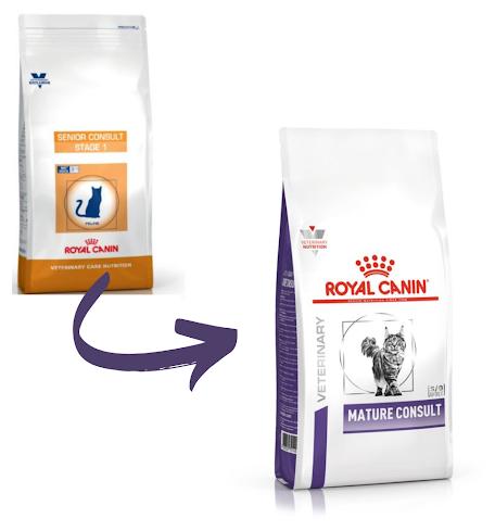 Nourriture Senior Consult Stage 1 10 KG Royal Canin