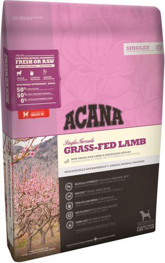 Acana Cibo Secco Grass Fed Lamb 0,340 Kg