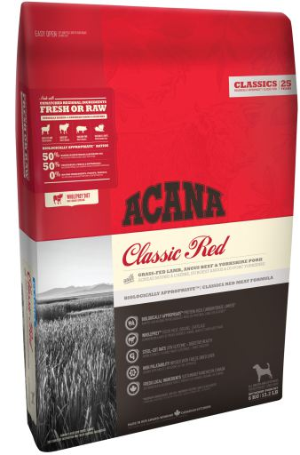 Acana Cibo Secco Classic Red 0,340 Kg