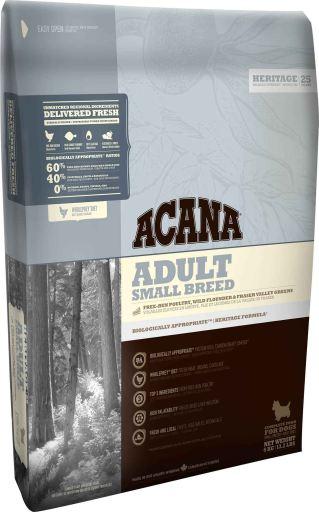 Acana Cibo Secco Adult Small Breed 0,340 Kg