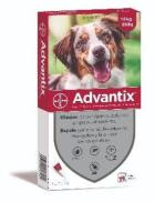 Advantix Medium Breed 10-25 Kg 4 Drops
