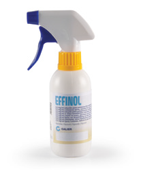 Solution Cutanée Antiparasitante Effinol Spray 500 ml Calier