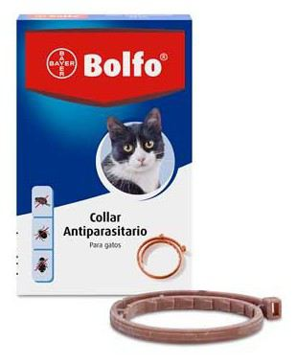 Bolfo Antiparasitisches Halsband