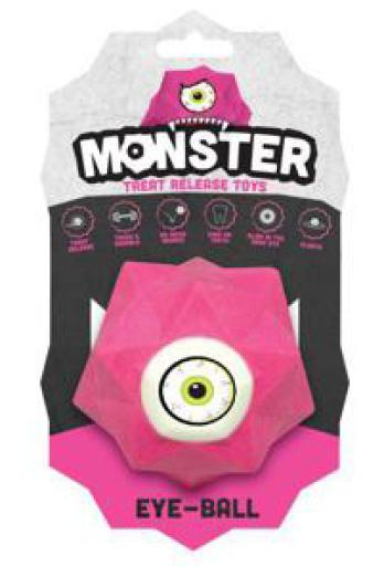Eye Ball Orange Monster