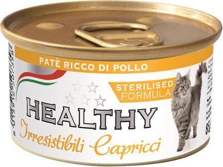 Irresistibily Sterilized Poulet 0.085 Kg Kippy