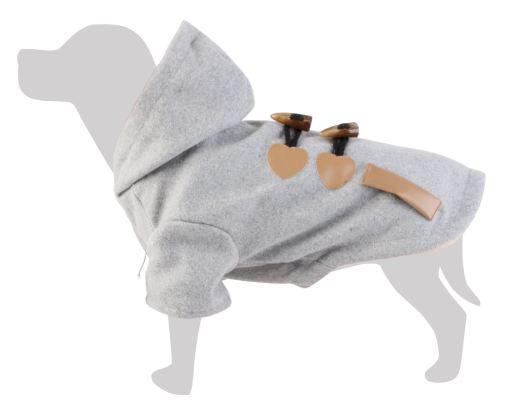 Manteau gris M Arquivet
