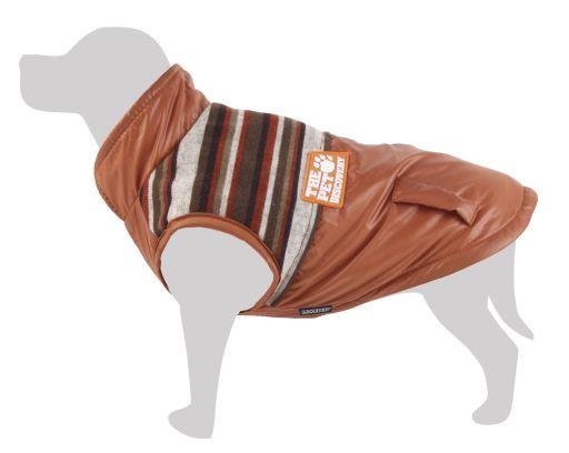 Manteau brun L Arquivet