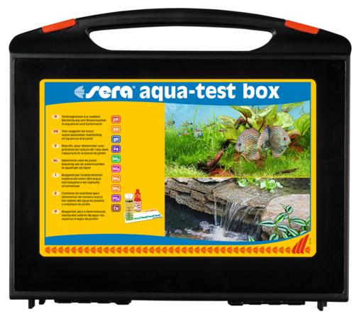sera aqua-test box (Cu)