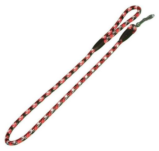 Tireur de corde de montagne noir et rouge 120x1.3 cm Arquivet