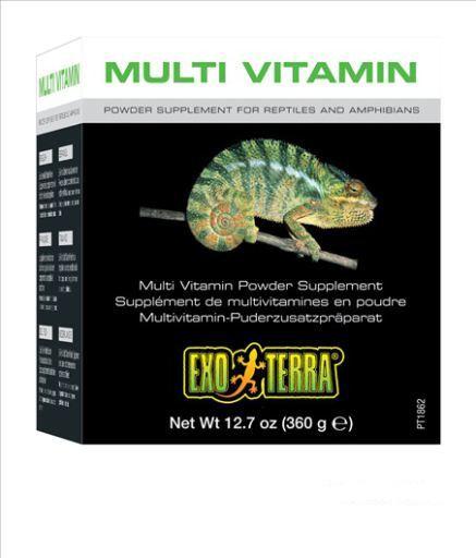 Multi-vitaminique Supplément en Poudre 30 GR Exo Terra