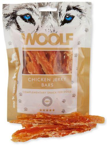 Strisce di Petto di Pollo Snack per Cani