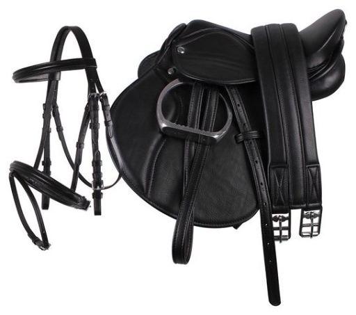 Complete Saddle Set