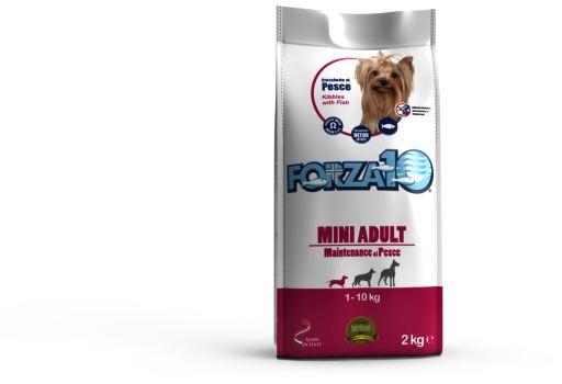 Aliment Complet Mini Entretien de Poisson 2 KG Forza10